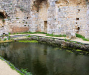 Remaining Pool Inside Bath House at Miletus