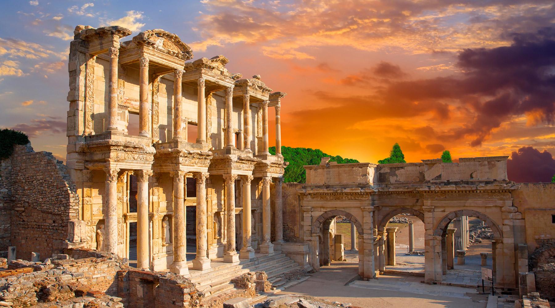 7 Churches & Patmos