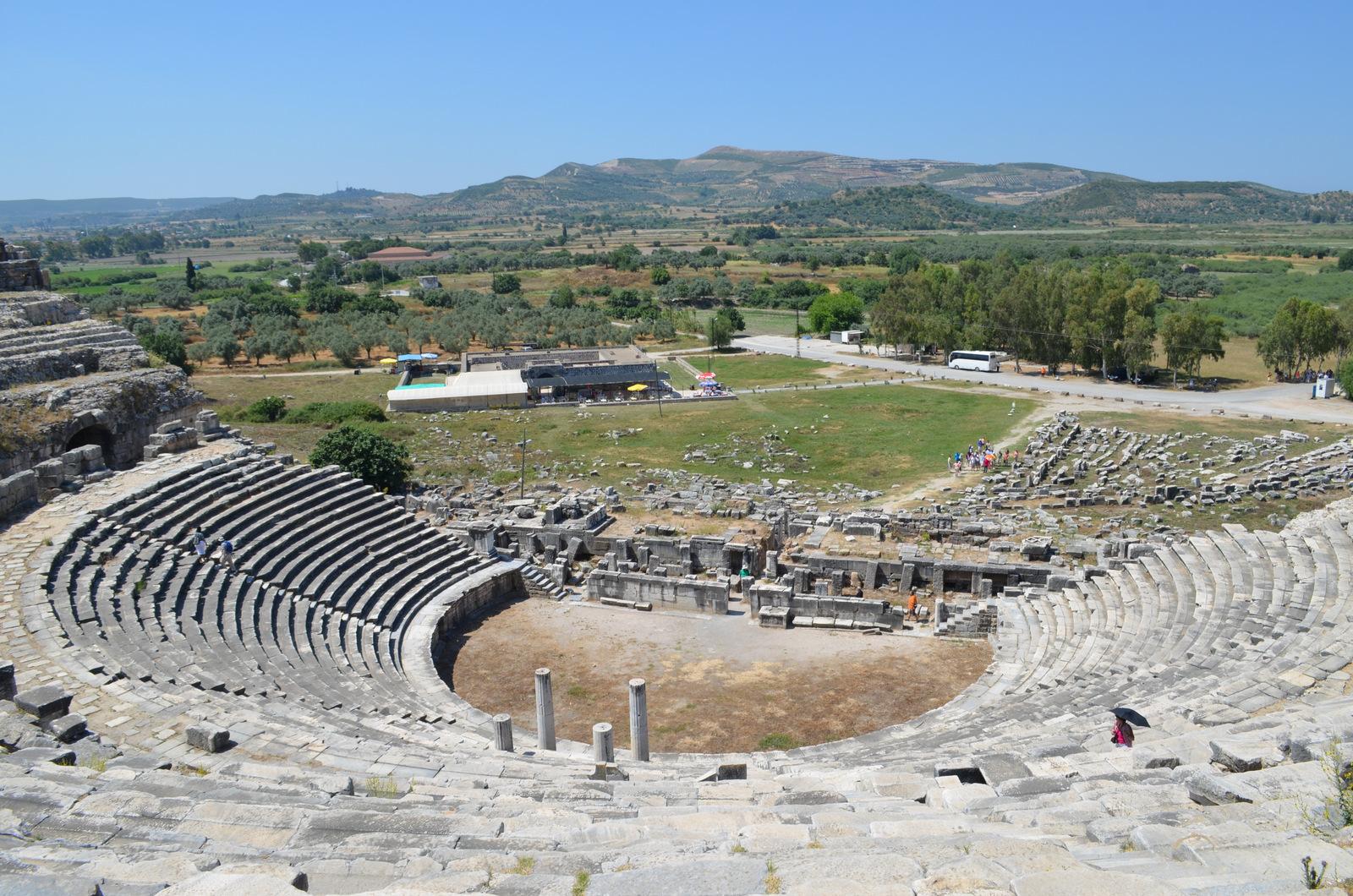 Miletus - Rainbowtour
