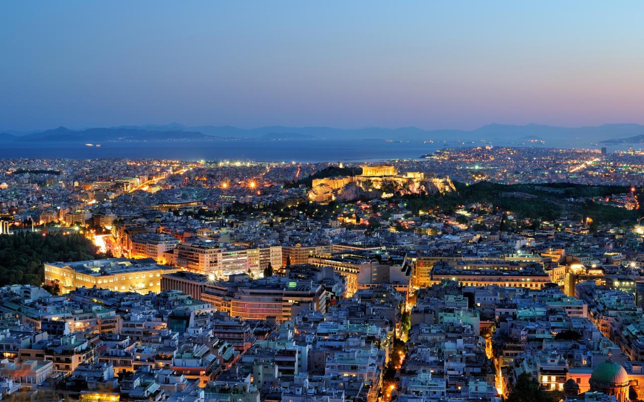 Athens Rainbowtour