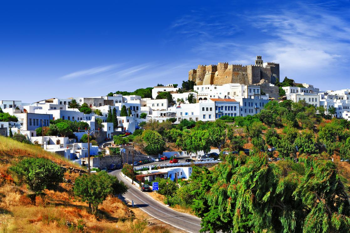 Patmos - Rainbowtour