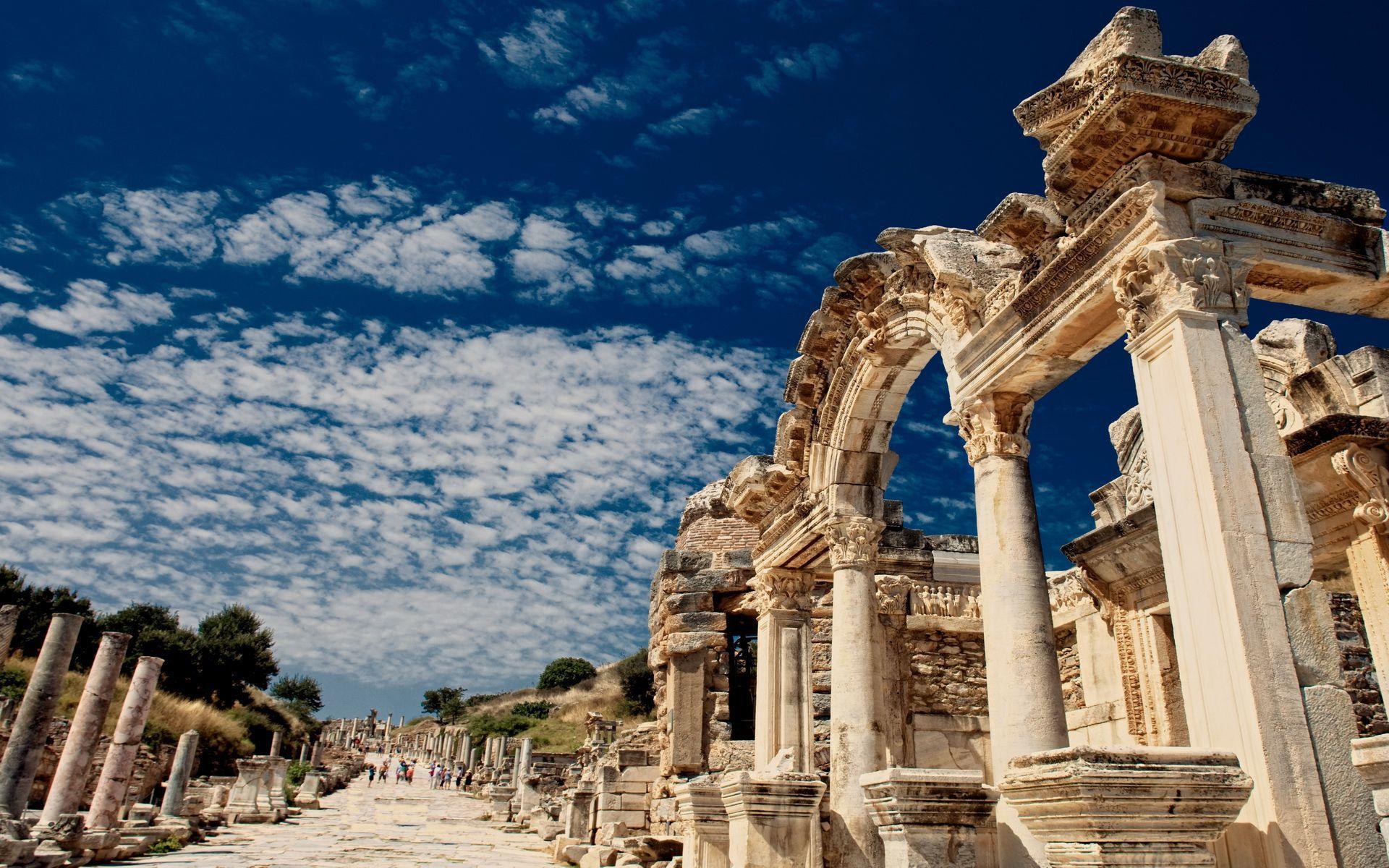 Ephesus Tour From Bodrum
